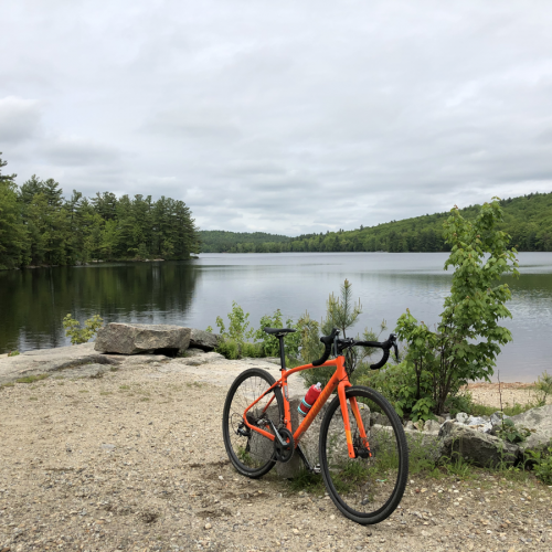 Tower Hill In Candia NH – A Bike Ride With a Beautiful View