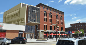 Phenix Hall To Rise From The Ashes