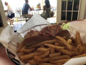 Enjoy a Delicious Lobster Roll By The Water's Edge At This New Hampshire Seafood Restaurant