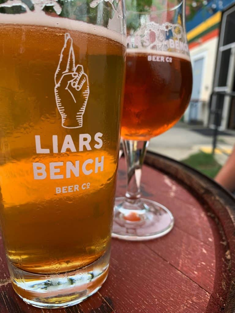 Liar's Bench Portsmouth NH Beers