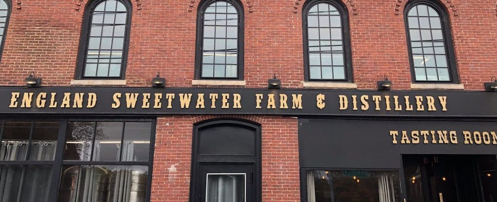 New England Sweetwater Farm and Distillery